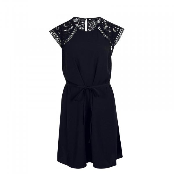 Kleid Felicia Capsleeve Black