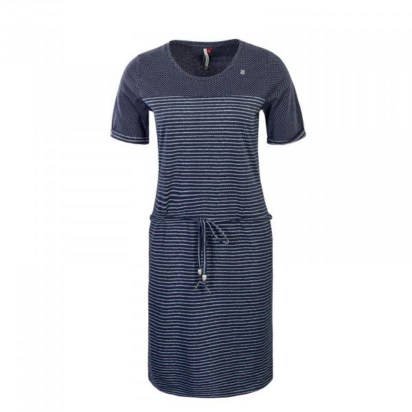 Damen Dress Nuggie Navy