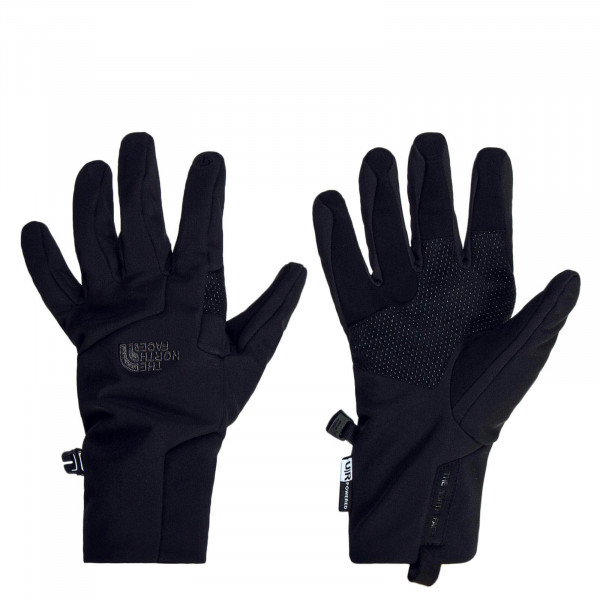 Northface Glove KPQ  Apex + Etip Black