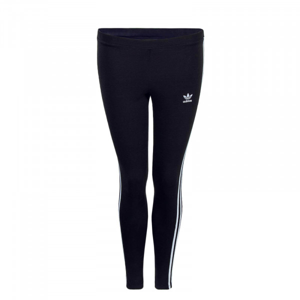 Adidas Wmn Leggings 2441 Black White