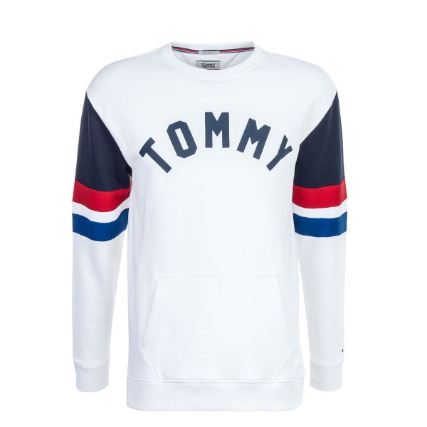 Tommy Sweat Colorblock White Navy