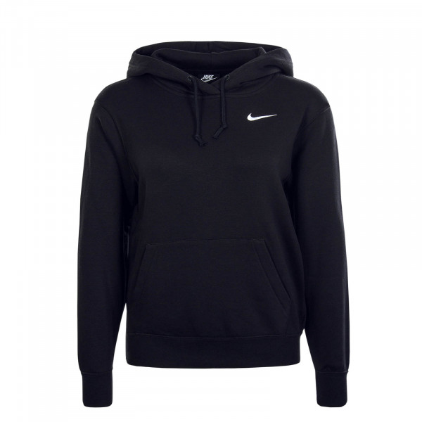 Damen Hoody FLC Trend Black White