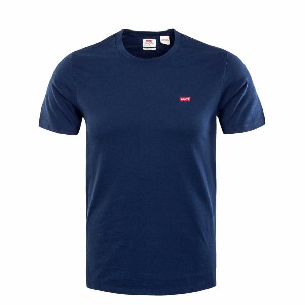 Herren T-Shirt - Original HM Dress - Blue