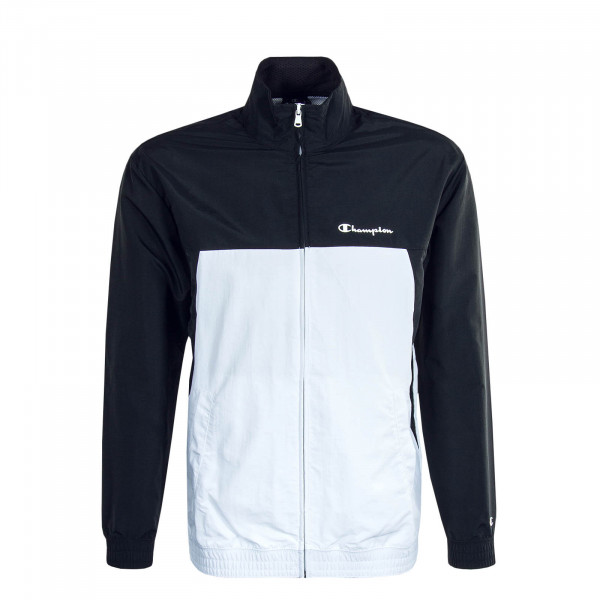 Herrenjacke 214238 Black White