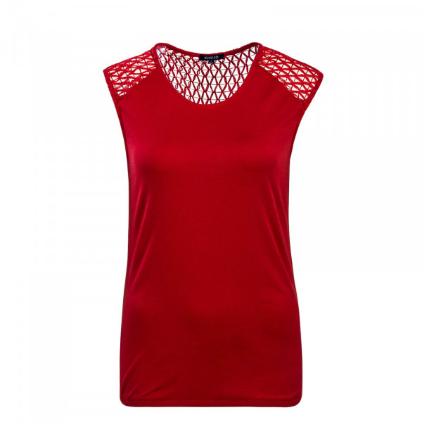 Khujo Wmn Top Marby Red