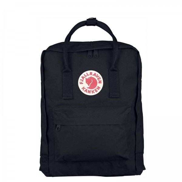Fjäll Räven Backpack Kanken Black