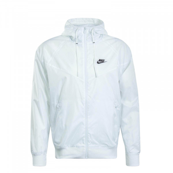Herren Jacke NSW He WR White Black