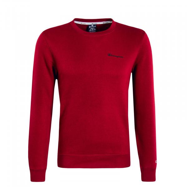 Herren Sweatshirt 213484 Bordeaux