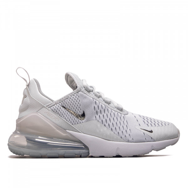 Herren Sneaker Air Max 270 Pure Platinum Chrome