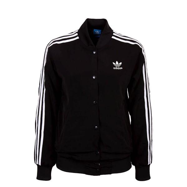 Adidas Wmn Jkt Bomber Black White
