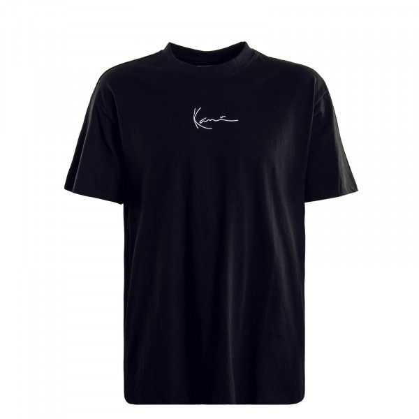 Herren T-Shirt Signature Black White