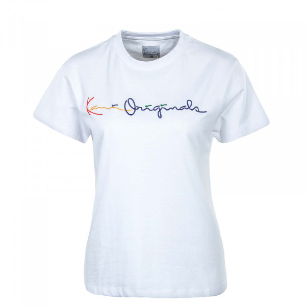 Damen T-Shirt - Originals - White