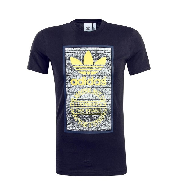 Adidas TS Traction Tongue Black Yellow