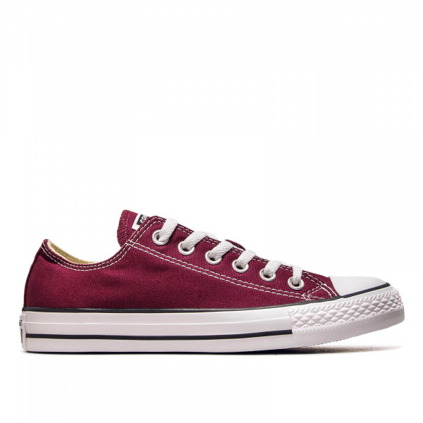 Unisex Sneaker As Ox Can Maroon
