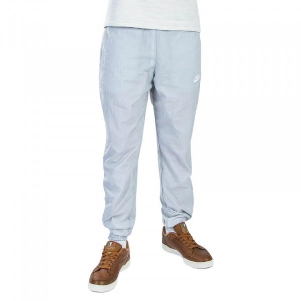 Nike Woven Pant Swoosh Grey White