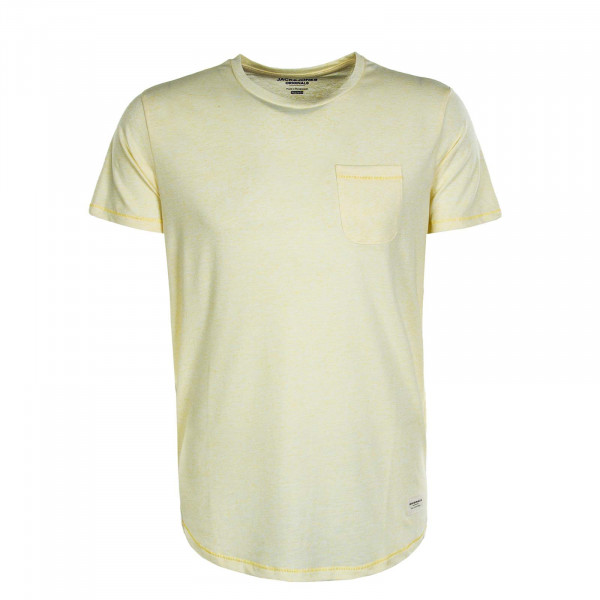 Herren T-Shirt Linus Crew Neck Flan /Reg