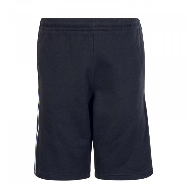Herren-Short Sweat Lock Up Black White