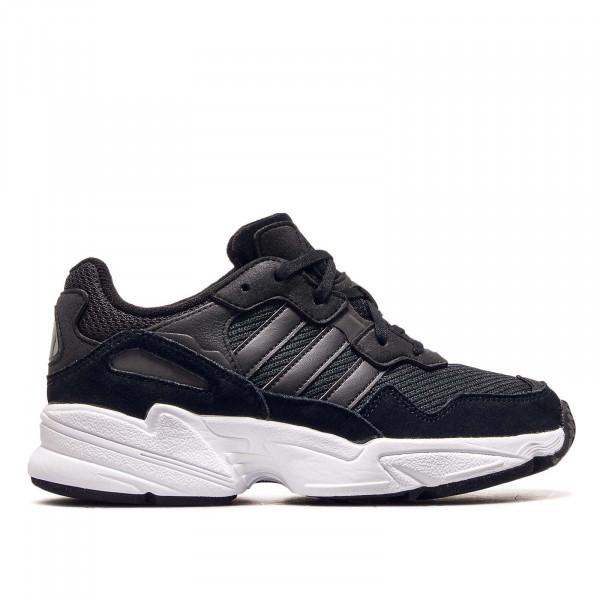 Adidas Wmn Yung 96 J Black White