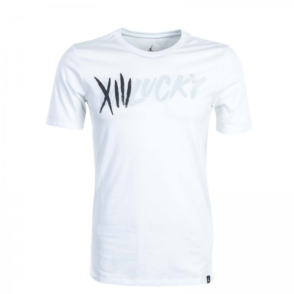Nike Jordan TS 13 Unlucky White