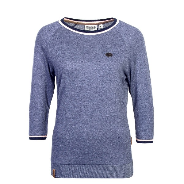 Naketano Wmn Ls Leidenswerther II Blue