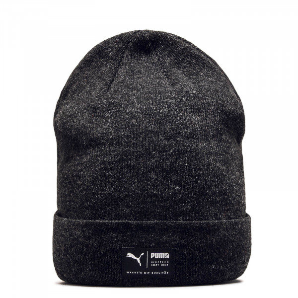 Beanie Archive Heather Black