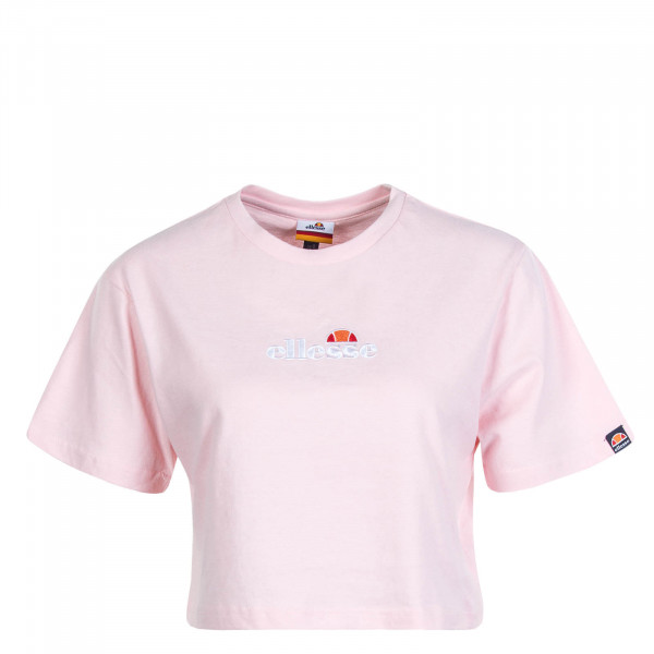 Damen T-Shirt Crop Fireball Light Pink