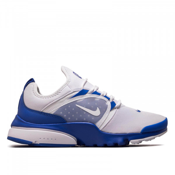 Herren Sneaker Presto Fly World White Game Royal