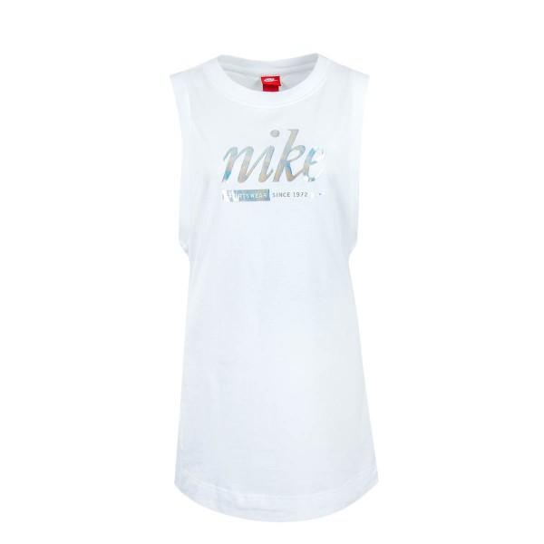 Nike Wmn Dress 9972 White Silver