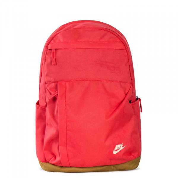 Nike Backpack Elemental Coral Brown
