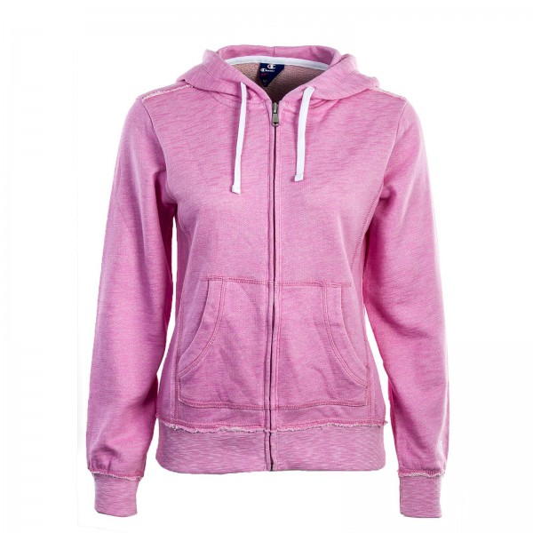 Champion Wmn Sweatjkt 109357 Pink