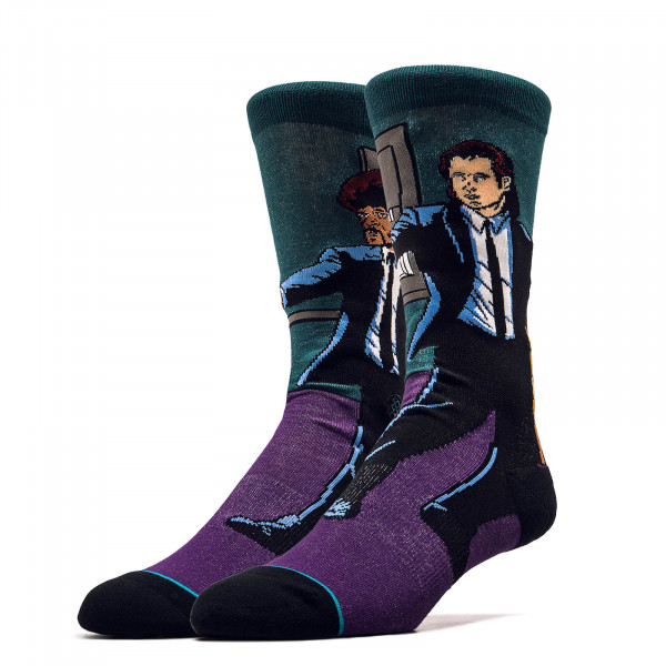 Socken Pulp Fiction Vincent Purple