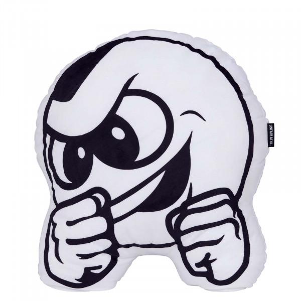 Punchingball Pillow - White