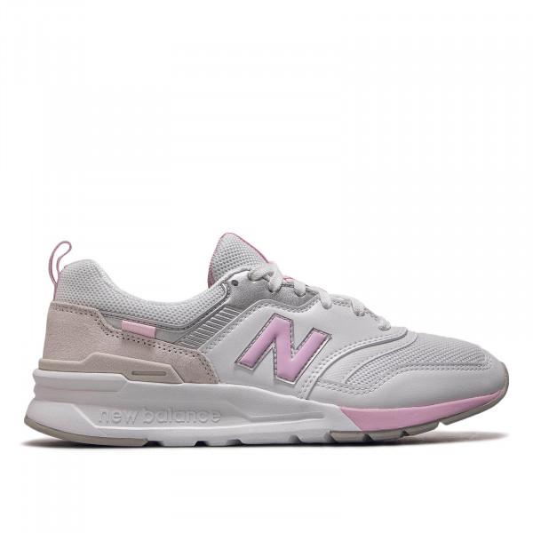 sports shoes 679dc 24918 Damen Sneaker CW 997 HFB White Rosa. New Balance