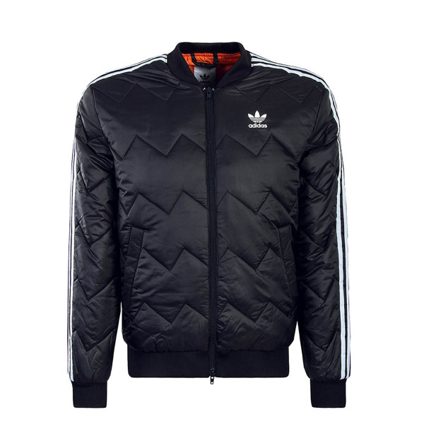 Adidas Jkt Quilted Black