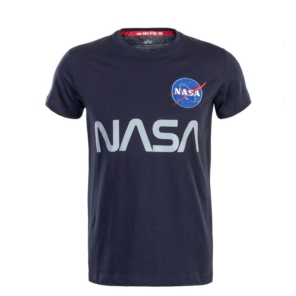 Alpha TS Nasa Reflective Navy