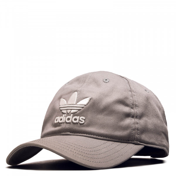 Cap Trefoill Grey White