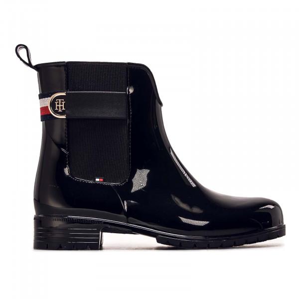 Damen Stiefelette - Hardware Rainboot 5968 - Black