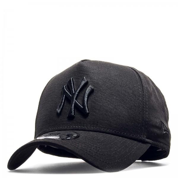 New Era Cap Aframe NY Black