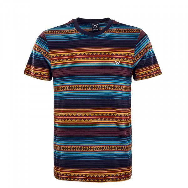 Herren T-Shirt - Vintachi - Navy
