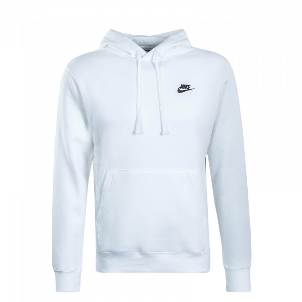 Herren Hoody Club NSW White Black