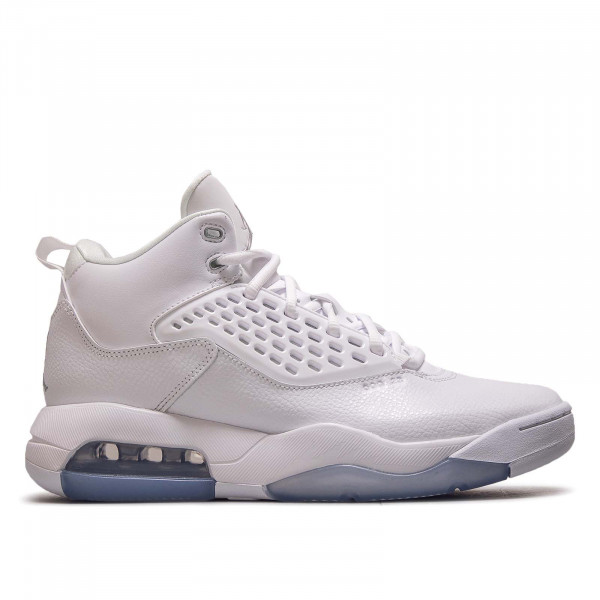 Herren Sneaker Maxin 200 White Metallic Silver