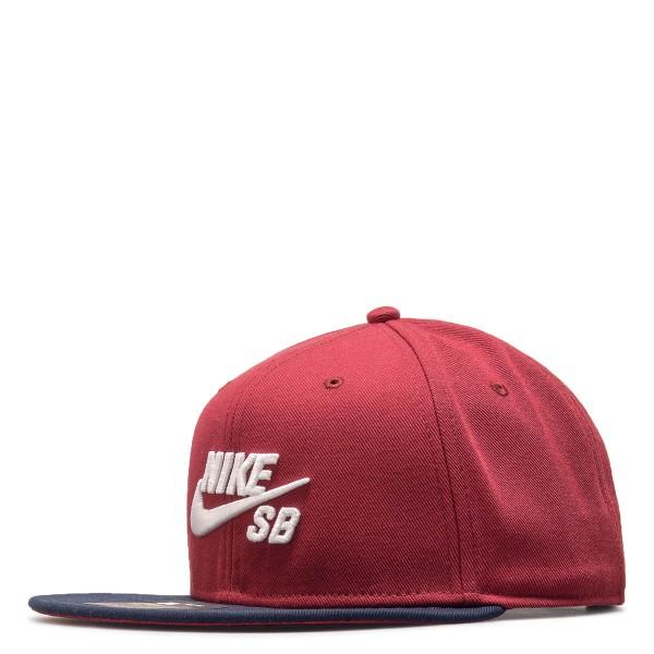 Nike SB Cap Icon Pro Bordo Navy White