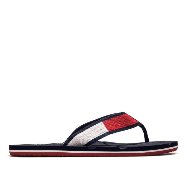 Tommy Schlappe Tech Flag Beach Navy Red