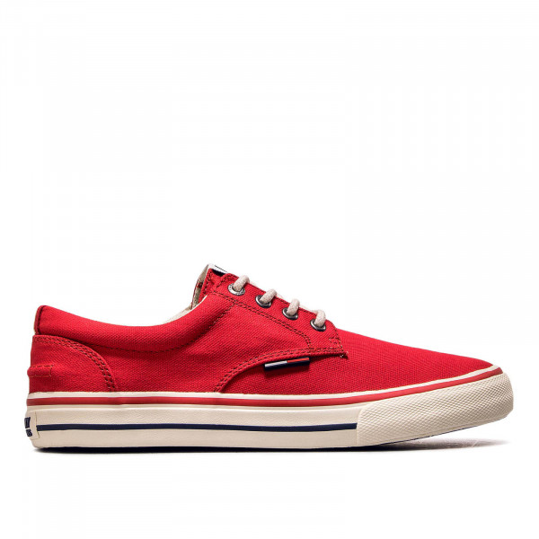 Tommy Sneaker Textile 611 Tango Red