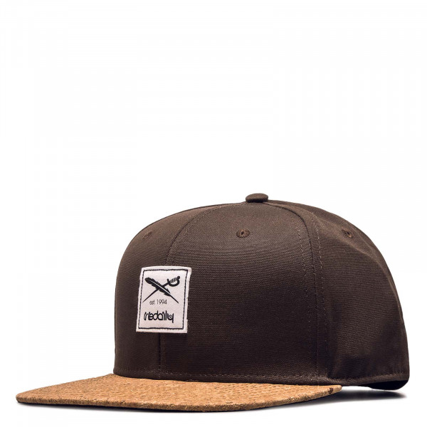 Cap Exclusive Cork Brown