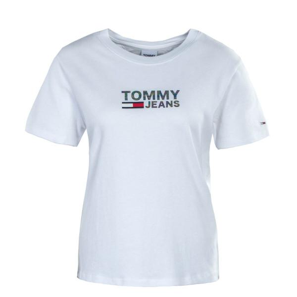 Damen T-Shirt - TJW Reg Metallic - White