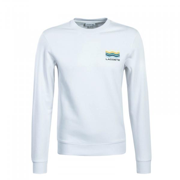 Herren Sweatshirt SH6422 White