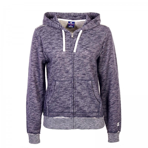 Champion Wmn Sweatjkt 109357 Blue