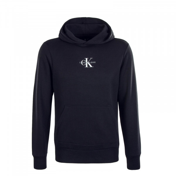 Herren Hoody 4266 Chest Monogram Black