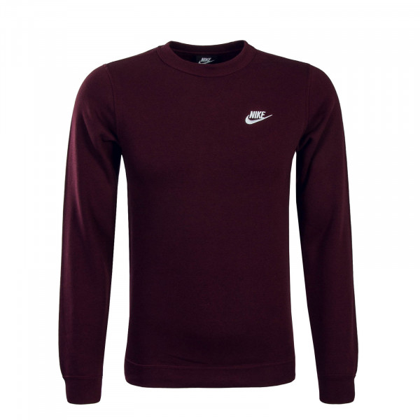 Nike Sweat NSW CRW Bordo